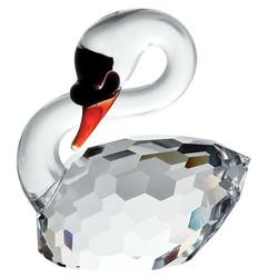 Хрустальный сувенир Лебедь - H115970