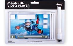 Набор магнитов на холодильник video player (897028)