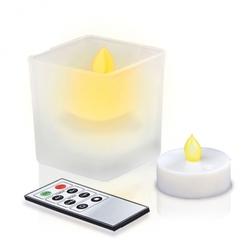 Лампа на светодиодах с пультом ДУ Sinbo SLC 2005