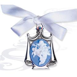 Медальон из серебра Ангел хранитель 0040817/A