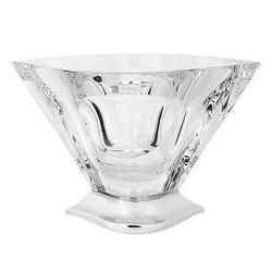 Ваза для фруктов из серебра и хрусталя 30-27209