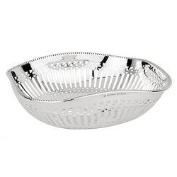 Ваза для фруктов из серебра 30-2761719