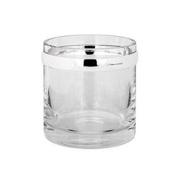 Ведро для льда из серебра и хрусталя 30-27040